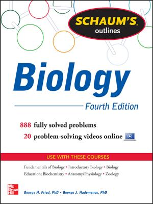 Schaum's Outline of Biology By Fried, George/ Hademenos, George